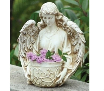 Angel Planter in Warren MI, Downing's Flowers & Gifts Inc.