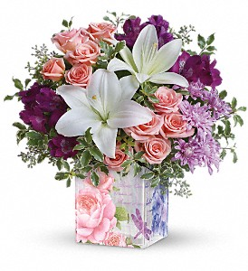 Teleflora's Grand Garden Bouquet in North Olmsted OH, Kathy Wilhelmy Flowers