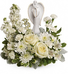Teleflora's Guiding Light Bouquet in Houston TX, Village Greenery & Flowers