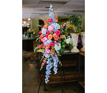 Vibrant spray in Houston TX, River Oaks Flower House, Inc.