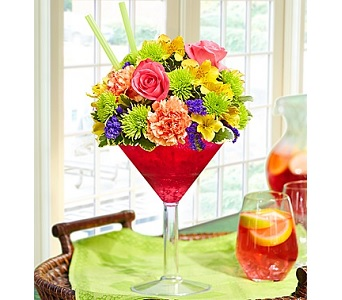Sangria Bouquet in Fairfax VA, Greensleeves Florist