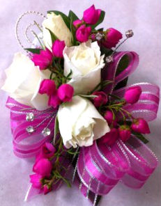 Hot Pink in Farmington CT, Haworth's Flowers & Gifts, LLC.