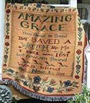 Amazing Grace Verse in Kettering OH, Jacques Garden of Flowers