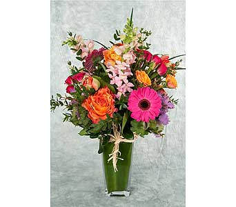 Tall Style Arrangement in Great Neck NY, United Floral
