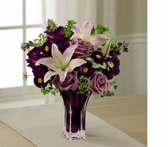 The FTD� Garden Terrace� Bouquet by Vera Wang in Bristol TN, Pippin Florist