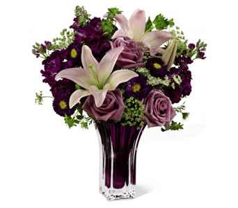 Garden Terrace Bouquet by Vera Wang in New York NY, CitiFloral Inc.