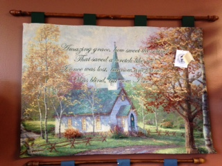 Amazing Grace Wall Hanging in Snellville GA, Snellville Florist