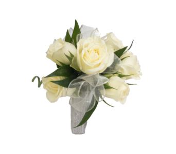 Rose Wristlet Corsage in Little Rock AR, Tipton & Hurst, Inc.
