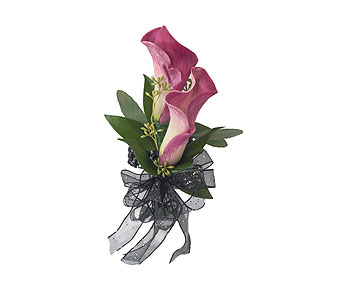 Calla Lily Wristlet in Little Rock AR, Tipton & Hurst, Inc.