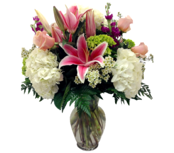 Luscious Bouquet in Stuart FL, Harbour Bay Florist