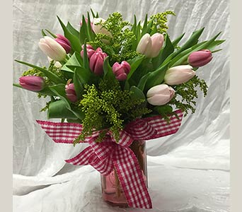 Cottage Tulips in New City NY, Bassett Flowers and Gifts