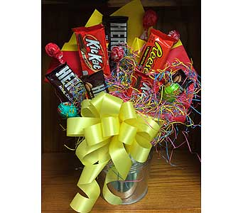 sweet goody basket in Wall Township NJ, Wildflowers Florist & Gifts