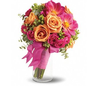 Evening Elegance Bouquet in Norristown PA, Plaza Flowers