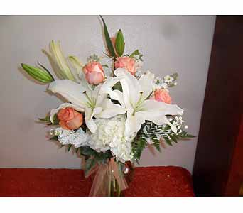 Peaches And Cream  in Henderson NV, Beautiful Bouquet Florist