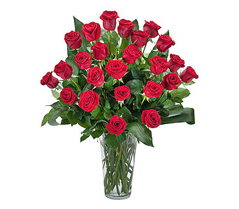 Grande Roses in Inver Grove Heights MN, Glassing Florist