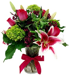Luxurious Lilies in Stuart FL, Harbour Bay Florist