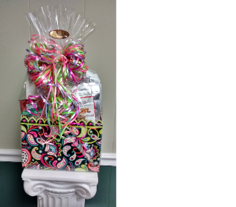 Paisley Brights Gourmet Box in Athens GA, Flower & Gift Basket