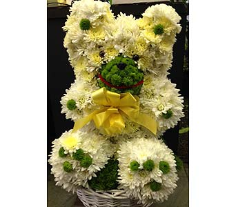Fellan's Big Bear Hug in New York NY, Fellan Florists Floral Galleria