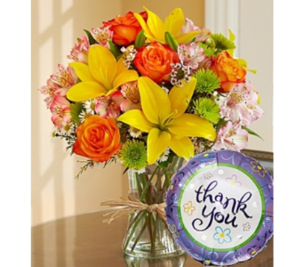 Fields of Europe� Thank You in Watertown CT, Agnew Florist