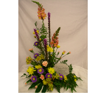 Stepping Stone Garden in Grand Rapids MI, Burgett Floral, Inc.