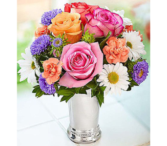 Julep Garden Petite Bouquet� in Watertown CT, Agnew Florist