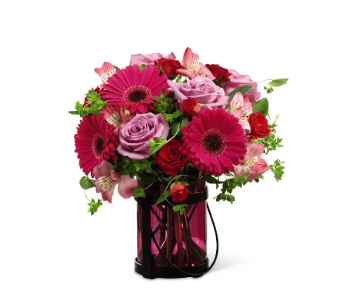 Pink Exuberance� in Palm Springs CA, Palm Springs Florist, Inc.