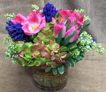 Spring is Life in New York NY, Starbright Floral Design