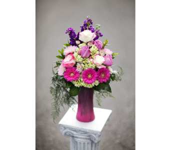 Pretty in Pink in send WA, Flowers To Go, Inc.