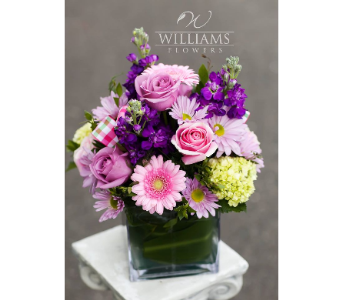 Spring Design Contest - MD18 in send WA, Flowers To Go, Inc.