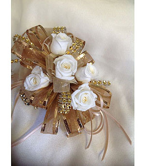 Corsage in Laurel MD, Rainbow Florist & Delectables, Inc.