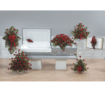 FAMILY FUNERAL PKG in North York ON, Aprile Florist