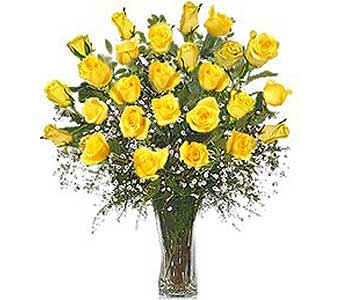 Beautiful Yellow Roses in Aston PA, Blair's Florist