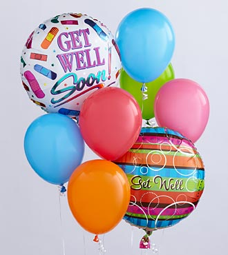 Get Well Soon  in Chicago IL, Yera's Lake View Florist