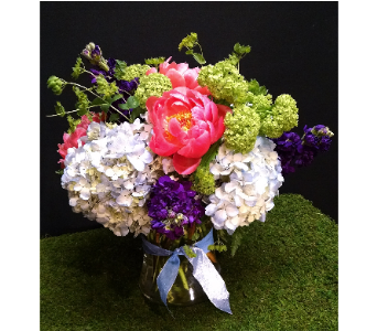 Whisper Centerpiece in Massapequa Park NY, Bayview Florist & Montage  1-800-800-7304