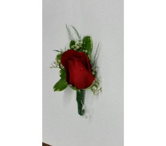 Boutonniere in Norwalk CT, Bruce's Flowers & Greenhouses