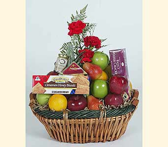 Fruit Basket in Southampton PA, Domenic Graziano Flowers