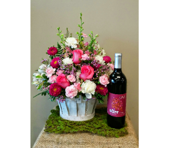 Spring 1 in Sequim WA, Sofie's Florist Inc.