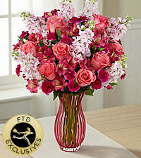 FTD Timeless Elegance Bouquet in Chelsea MI, Chelsea Village Flowers