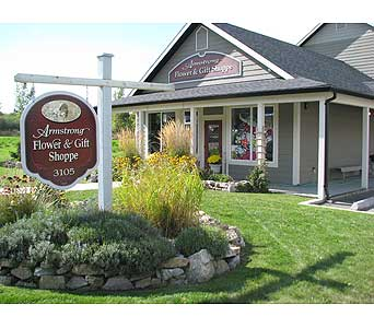 Our Store in Armstrong BC, Armstrong Flower & Gift Shoppe