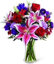 Everlasting Love Bouquet - FREE DELIVERY in Cohasset MA, ExoticFlowers.biz