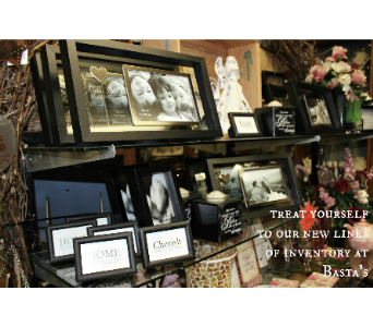 Frames in Ogdensburg NY, Basta's Flower Shop