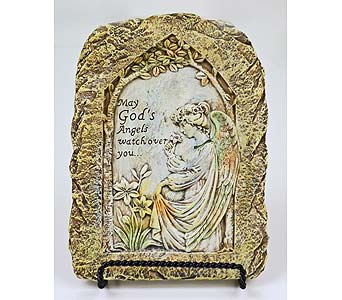 God's Angels Plaque in Indianapolis IN, Gillespie Florists