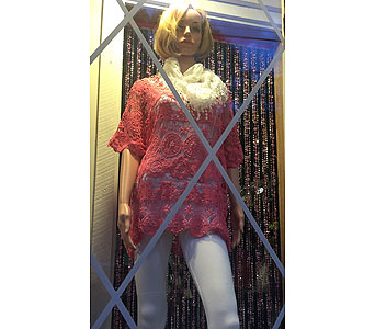 Lace Tunic / White Leggings in Kingsport TN, Gregory's Floral