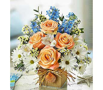 Coastal Breeze in Bradenton FL, Ms. Scarlett's Flowers & Gifts
