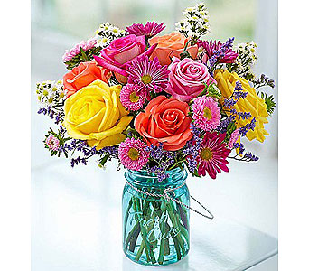 Garden Bouquet in Bradenton FL, Ms. Scarlett's Flowers & Gifts