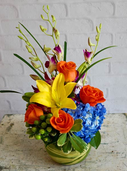 Capetown in Winston-Salem NC, George K. Walker Florist