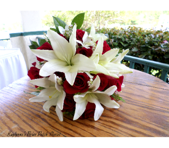 Sophisticated Romance in Asheville NC, Kaylynne's Briar Patch Florist, LLC
