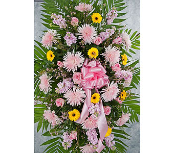 Funeral Spray in Great Neck NY, United Floral
