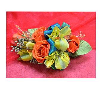 Sunset Corsage in Easton MD, Robin's Nest