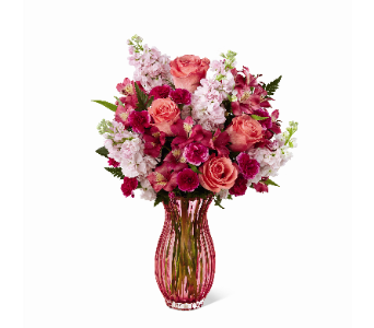 The FTD Timeless Elegance Bouquet in Los Angeles CA, South-East Flowers